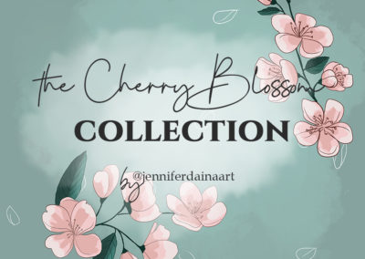 THE CHERRY BLOSSOM COLLECTION