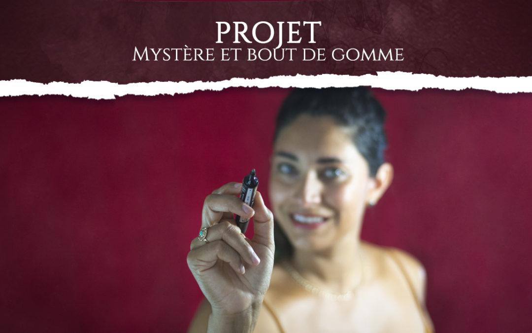 Projet// Mystère et Bout de gomme
