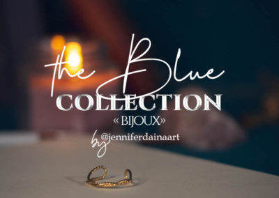 "The blue - ""Bijoux"""